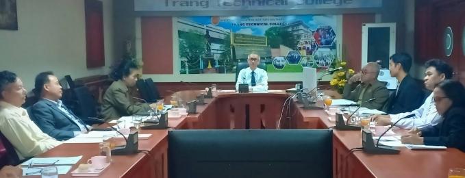 ประชุมการจัดงานวันครู ครั้งที่ 63 ปี 2562