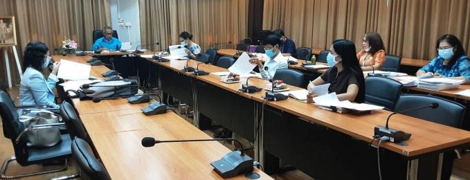 8 มกราคม 2564 ประชุมคณะทำงานตรวจสอบข้อมูลและจัดทำรายละเอียดเกี่ยวกับการบรรจุ แต่งตั้ง และย้ยข้ราชการบุคลากรทางการศึกษาในสังกัดทุกประเภท ทุกตำแหน่ง  ครั้งที่ 1/2564