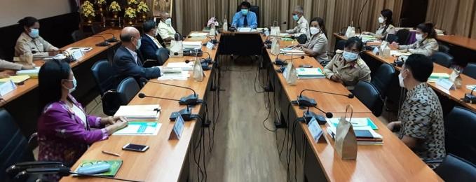 ประชุมอนุกรรมการเกี่ยวกับการพัฒนาการศึกษา ครั้งที่ 2/2564