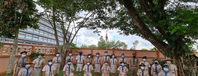 อบรมโครงการสร้างความรู้ ความเข้าใจ การนิเทศการจัดกิจกรรมลูกเสือในสถานศึกษา ประจำปี 2564